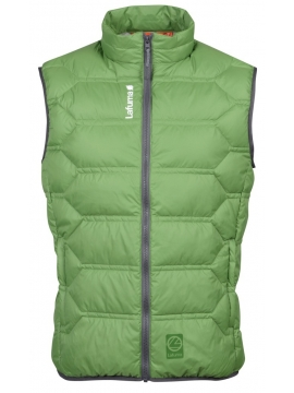 Lafuma Heren Vest Warm'n Light Green Forest