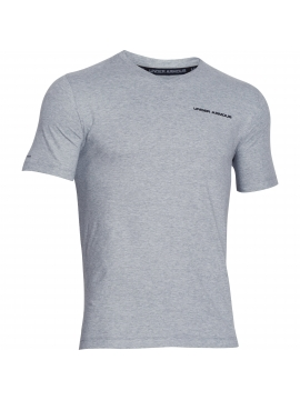 UA Charged Cotton V-Neck Heren