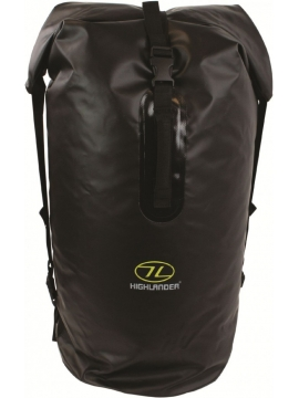 Highlander Troon Duffle Dry Bag Black 70L